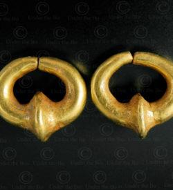 Afghan earring