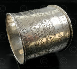 Afghan bracelet B205. Baluch culture. Southern Afghanistan