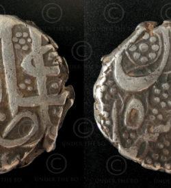 Afghan coin C249A. Minted in Kabul. Durrani Dynasty, Afghanistann.