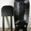 Afro chairs FV16. Senufo African style. Under the Bo workshop.