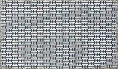 African textile AF8. Ewe culture, Ghana.