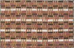 African textile AF9. Ewe culture, Ghana.