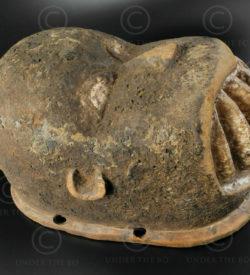 Ibibio mask AF216. tribal culture, Nigeria