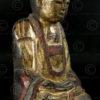 Chinese Taoist statue YA113C. Lantien Yao minority, Southern China.