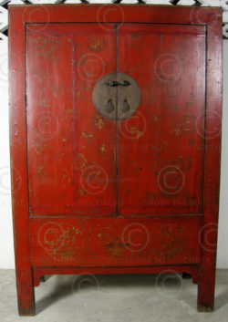 Armoire chinoise BJ40B. Province du Shanxi, Chine.