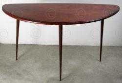 Art Deco side-table FV123. Design François Villaret, Under the Bo workshop, Thai