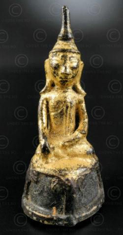 Ava bronze Buddha BU487B. Northern Burma.