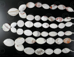 Flat banded agates BD135D. Parthian Empire. Afghanistan or Iran.