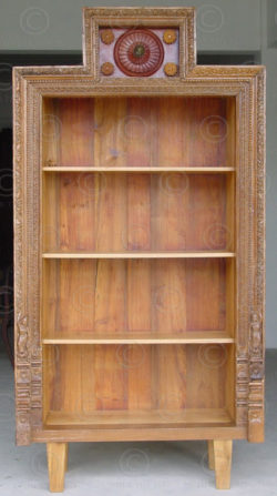 Book shelves FV103, Manufactured at Under the Bo workshop.