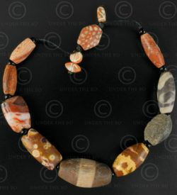 Bracelet perles Bactriane 13SH31A. Bactriane (Afghanistan du nord).