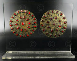 Broches Turkmènes AFG35. Afghanistan.