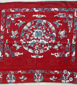 Broderie Chinoise C11. Chine du sud.