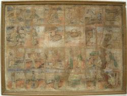 Burmese antique painting BuP5. Burma.