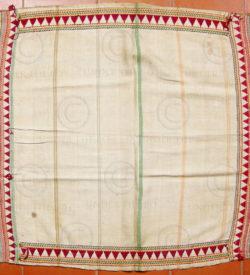 Châle tribal Orissa IN5. Groupe Khond Dongria, Niyamgiri Hills, Orissa, Inde ori