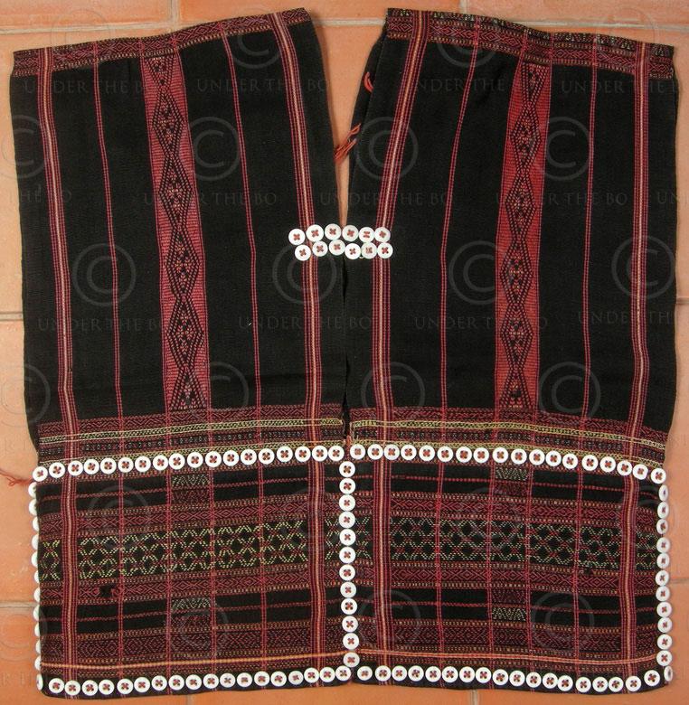 Chin tunic BU24. Laitu Asho-Chin group, Easthern Arakhan or Western Magwe state,