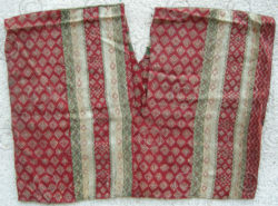 Chin tunic BU5C. Zahau Haka-Chin group, Northern Chin state, Burma.