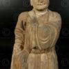 Chinese Taoist statue YA126C. Lantien Yao minority, Southern China.