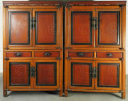 Cabinets CH2. China. Early 20th cent.