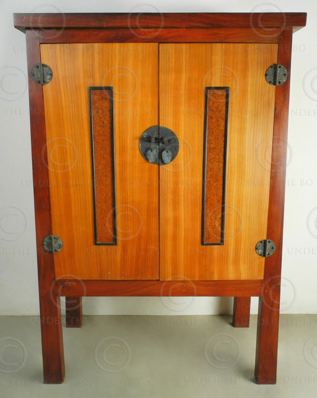 Chinese Style Cabinet Fv117b Design
