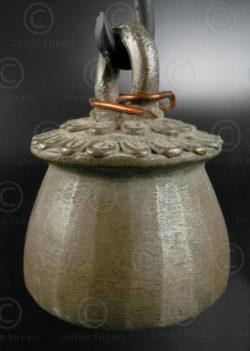 Clochette birmane T410A. Birmanie.
