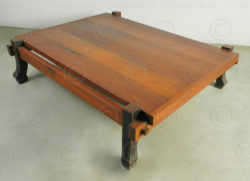 Coffee Table FV19.  Manufactured at Under the Bo workshop. Thailand