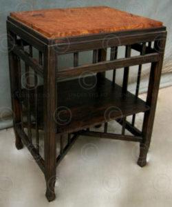 Side table FV105. Manufactured at Under the Bo workshop.
