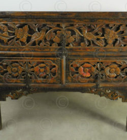 Commode chinoise BJ38f. Chine du Nord.