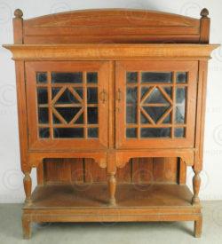 Credenza  cabinet H22-98  Jack wood, India.