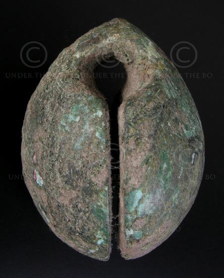 Dongson earring BC1b Cambodia