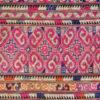 Framed Yao pant YA90. Mien Yao minority, Thailand. Mid-20th century. Frame: 66 c