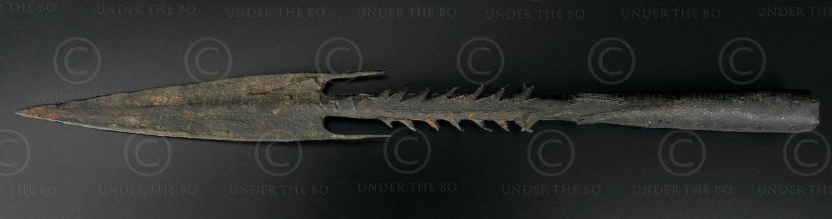 Fer de lance africain AF185. Exacte origine inconnue, Afrique.