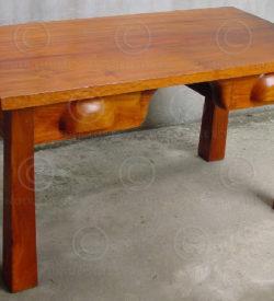 Flat desk FV603. Manufactured at Under The Bo workshop.