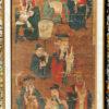 Framed taoist painting C67. Zhuang minority, Guangxi province, Southern China.