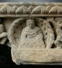 Frise Gandhara 10GH28A. Ancien royaume de Gandhara (Pakistan). Trouvé dans la va
