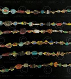 Gabri glass SH5B.Early Islamic period, 7-10th century. Afghanistan.