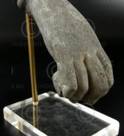 Gandhara Buddha hand PK125, Found at Mardan, Northern Pakistan.