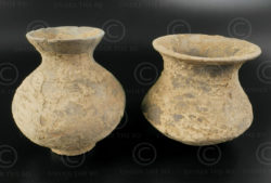 Gandhara earthenware pottery SW13. Ancient kingdom of Gandhara (Pakistan).
