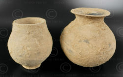 Gandhara earthenware potteries SW46. Ancient kingdom of Gandhara (Pakistan).