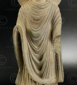 Gandhara standing Buddha PK192. Ancient kingdom of Gandhara (Pakistan).