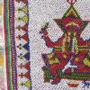 Gujarat beadwork IN26. Bhavnagar area, Gujarat, Western India.