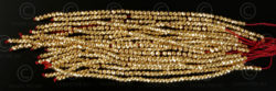 Gold beads GB7. India.