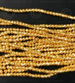 Gold beads GB8. India.