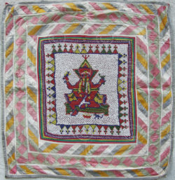 Gujarat beadwork IN26. Bhavnagar area, Gujarat, Western India.