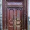 Porte coloniale H27-02. Karikal, Inde