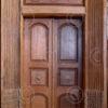 Porte coloniale H57-02. Inde du sud