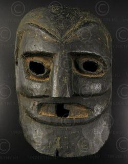 Himalayan mask HM1. Himachal Pradesh, India