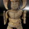 African statue Magical figure Ikenga, Ibo, Nigeria, 19th cent.