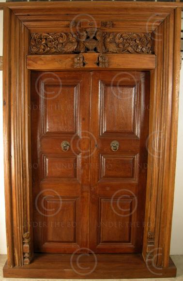 Blog Teak Wood Main Door Design In India: Indian Door 08MT1. Southern India