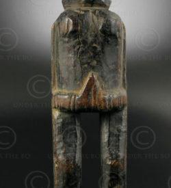 Indian fetish IN484I. Marriage effigy. North India