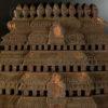 Kavadi panels IN591. Tamil Nadu, Southern India. 20th cent.